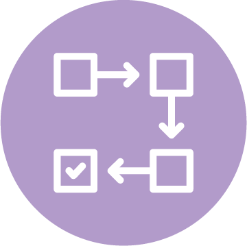 QuickBooks business process icon