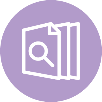 QuickBooks file review icon